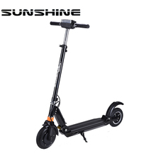 High quality big wheel child folding electric scooter nz
