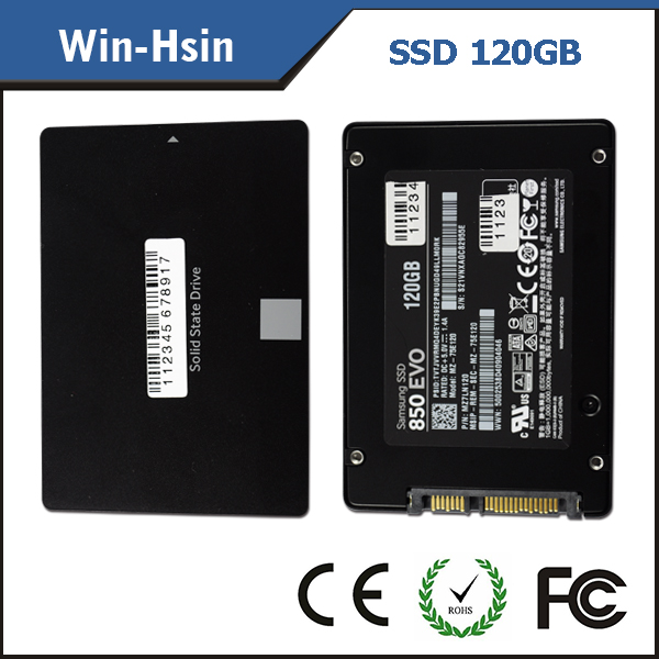 "New Original 2.5""Laptop SSD Hard Disk For Internal Solid State Drive Samsung 850 EVO 120GB SATA3 6Gbps 540Mbps 520Mbps SSD"