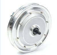 24V dc electric wheel hub motor with tyre 25km 500w brushless 12inch e bicycle scooter motor