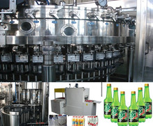 Winmark Carbonated Drink Filling Production Line / soft drink machinery /carbonated beverage machinery