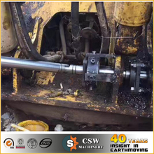 Portable line boring machine mainly used in excavator industry use Germany boring head
