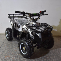 Low Cost Petrol Moto Bike 49CC Mini Kids ATV with Reverse Gear
