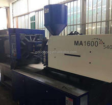 used 160Ton plastic injection moulding machine/ servo type/ almost new 2014