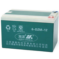 Cadmium-free 6-DZM-12 12v12ah lead acid deep cycle battery for motor electric