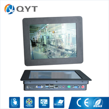 High quality cheap 4-wire resistive touchscreen multitouch pc mini tv optional