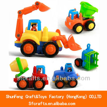 2013 hot sales plastic friction car toys for children