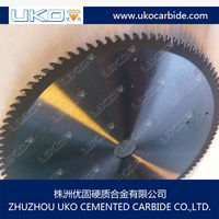TCT circular tungsten carbide saw blade used for copper cutting
