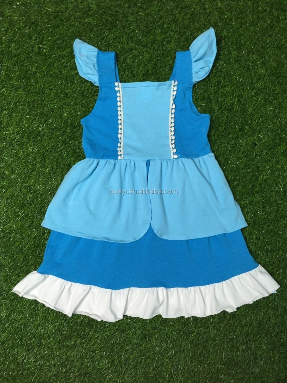 european kids clothes baby frock designs children fashion frock hot style