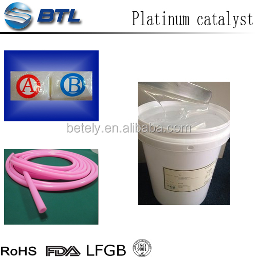 Platinum silicone rubber vulcanization platinum crucible price
