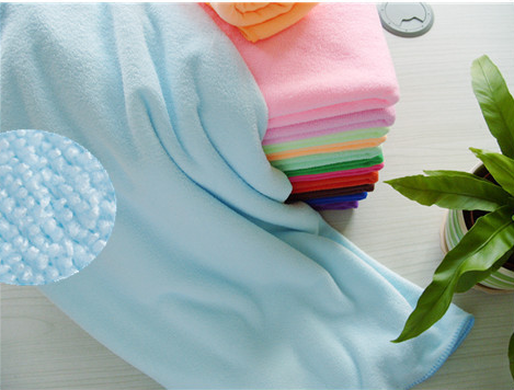 Promotional Gifts 100% polyester coral fleece bath robe