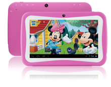 Best selling high quality 7inch kids tablet pc education, for christmas gift,for study kids tablet