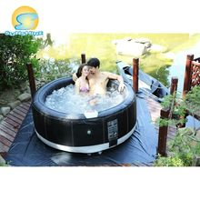 Alibaba china Top Grade spa underground hot tub