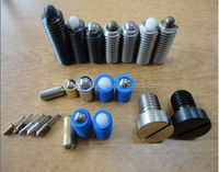 beads screw,spring ball plunger,press fit ball plunger