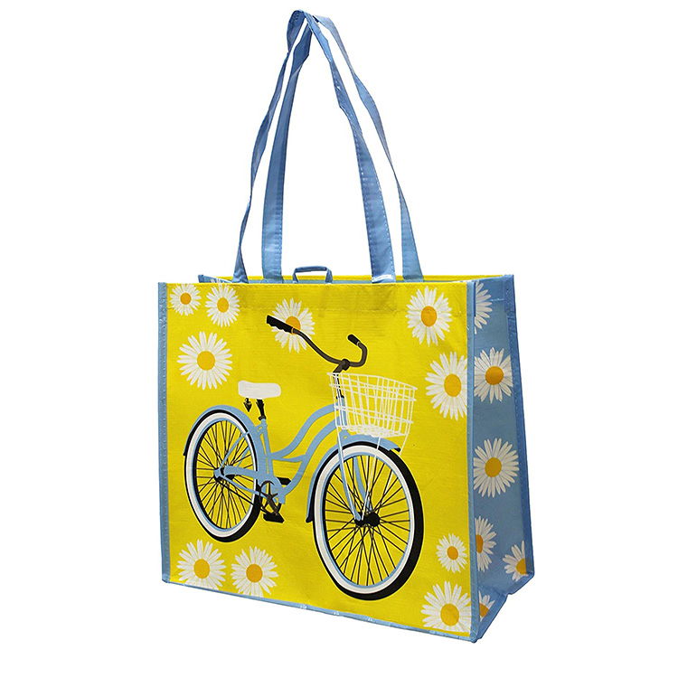 Foldable Reuseable Super Strong Grocery Shopping Bag