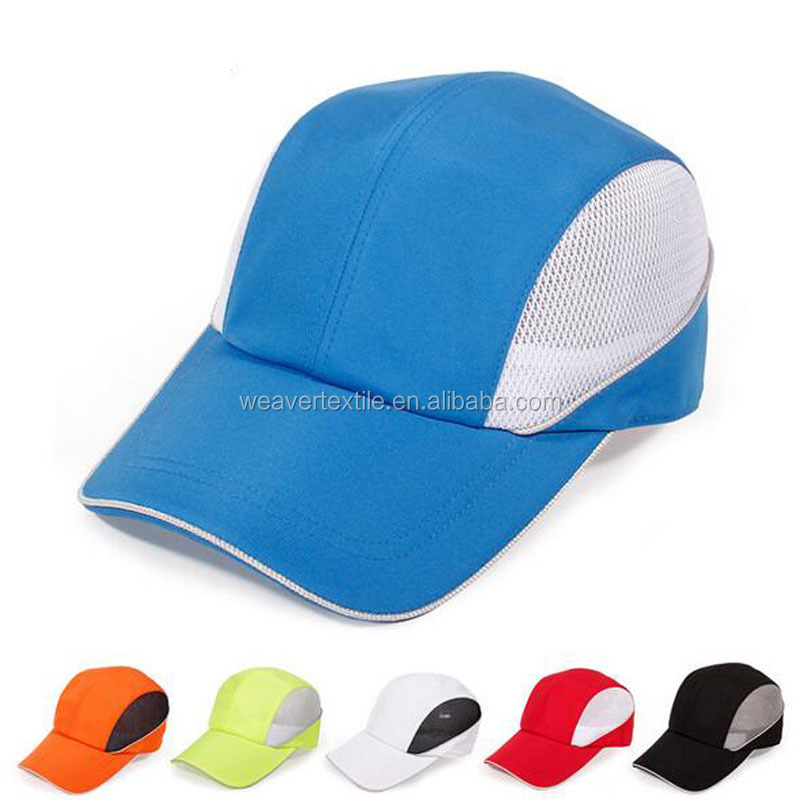 Common Breathable Fabric Ventilate Dri Fit Hat Quick Qry Baseball Cap
