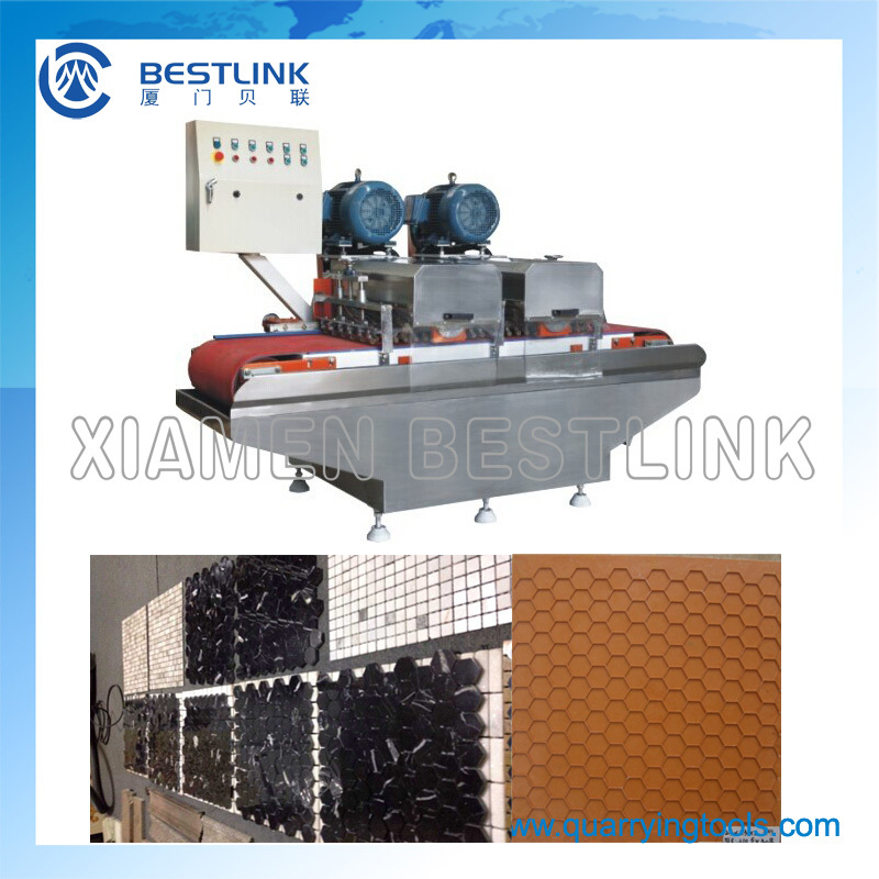 Saw cut face marble tile cutting machine with factory prices