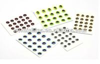 Quality 3D fishing lure eyes