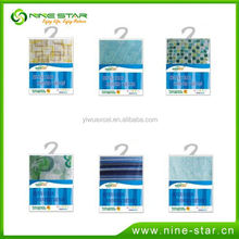 MAIN PRODUCT custom design printed pvc shower curtain 2015