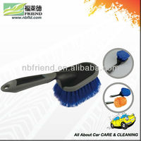 FL-B025 Deluxe Super Soft Car Wash Brush with Flagged Bristles