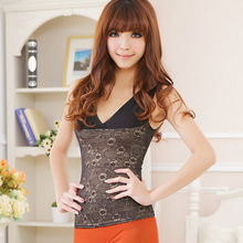 Body Shaper Slimming Vest Hot Girl Sexy Bulk Ladies Lace Camisole