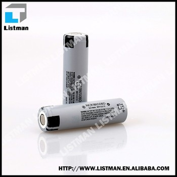 Best Wholesale18650BD 3200mah 3.6v high discharge 10A rechargeable battery