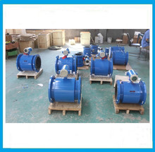 PVC pipe electromagnetic water flow meter sensor with cheap price