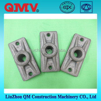 China supplier great quality prestressed concrete single hole anchor
