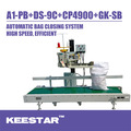 Keestar double thread high speed rice bag stitching machine