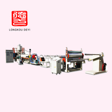 HIGH QUALITY 170mm New typle pe foam machine/foamed polyethylene sheet making machine/epe foam sheet production line