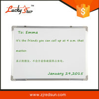write board/single side or double sides board for writing multifunctional writing board whiteboard