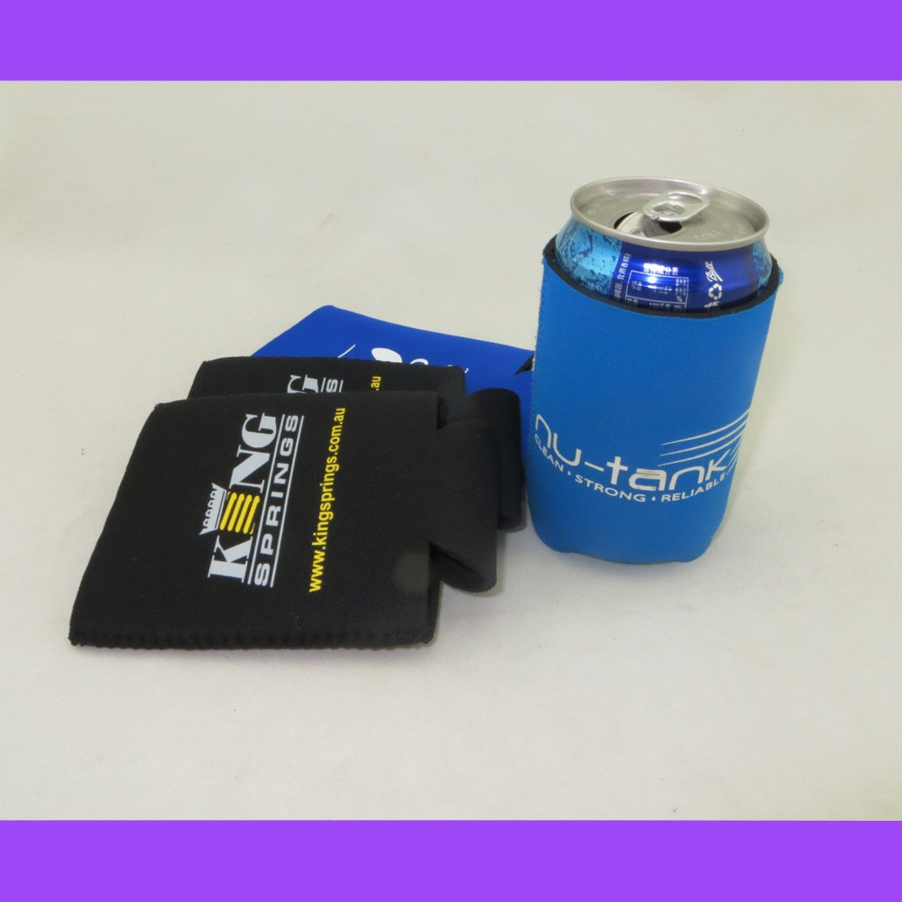neoprene beer can cooler
