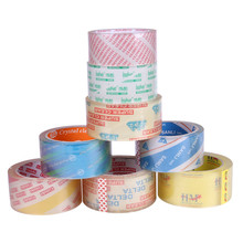 Strong adhesion bopp material packing super clear tape