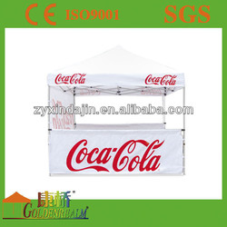 Light weight aluminum frame 3X3m, 3X4.5m, 3X6m Outdoor Folding gazebo outdoor portable event tent