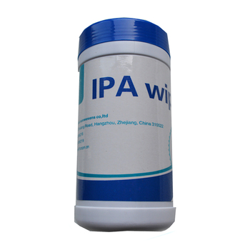 IPA Disinfectant Antibacteria Surface Cleaning Wet Wipe