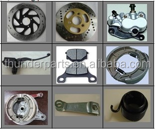 Motorcycle brake parts,for GXT200(QINGQI QM200GY),HJ125-7(HAOJUE)