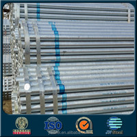 Bs 1387 galvanized pipe of Pre galvanized steel pipe of G.I. Pipe