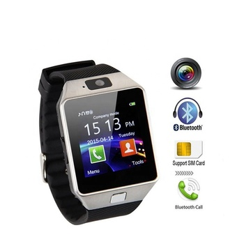 DZ09 Mate Sports GSM SIM Android Wireless Smart Watch For iPhone Samsung Android