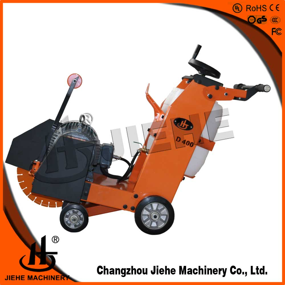 golden supplier small size electric hand saw cutting machine with 6 inch depth JHD400E