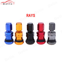 RAYS custom tire valve stem automobile spare parts for racing car wheel valve
