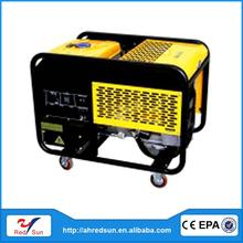 Professional price of 10kw small dc generator