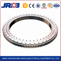 JRDB Hot sale turntable bearing for crane slewing bearing made in China