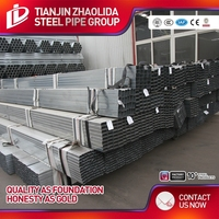 bs1387 square steel tube manufacture