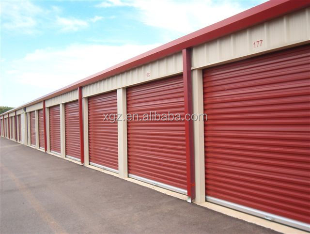 Modern Design High quality Mini Storage Steel Building