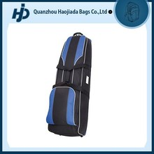 factory supplier wheeled golf travel bag
