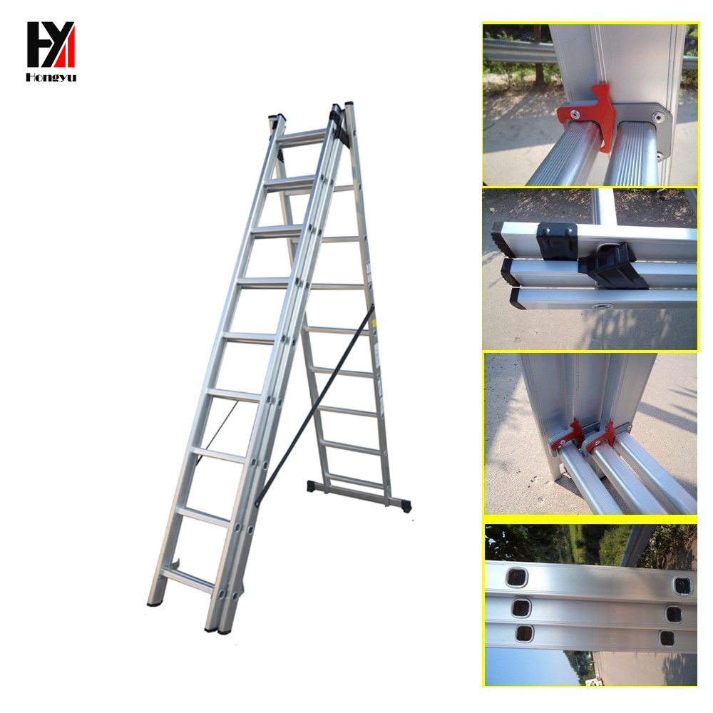 hanging ladders with 9 steps SGS/EN131/ladder golf game