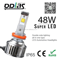 LED headlight H11 power auto led lighting new high brightness