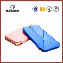 Promotional genuine leather wallet phone case anti-shock phone case for huawei y560