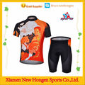 Latest Design Sublimation Bicycle Wear /Cartoon Bike Shirt For Specialized Skinsuit