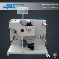 JPS-320FQ Plastic Film Roll Slitter Rewinder Certificated By CE