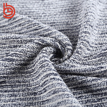 Wholesale acrylic and cotton blend silver thread fabric